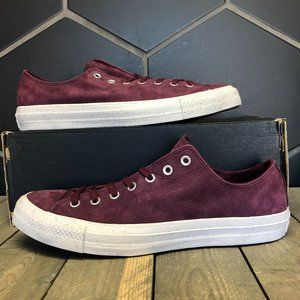 Converse Chuck Taylor All Star Low OX Dark Sangria